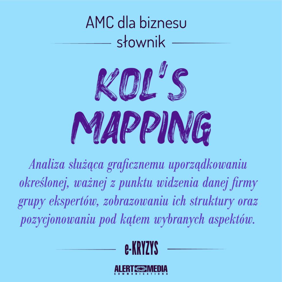 KOLs Mapping