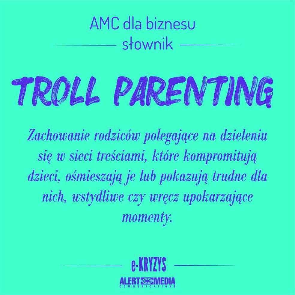 Troll Parenting